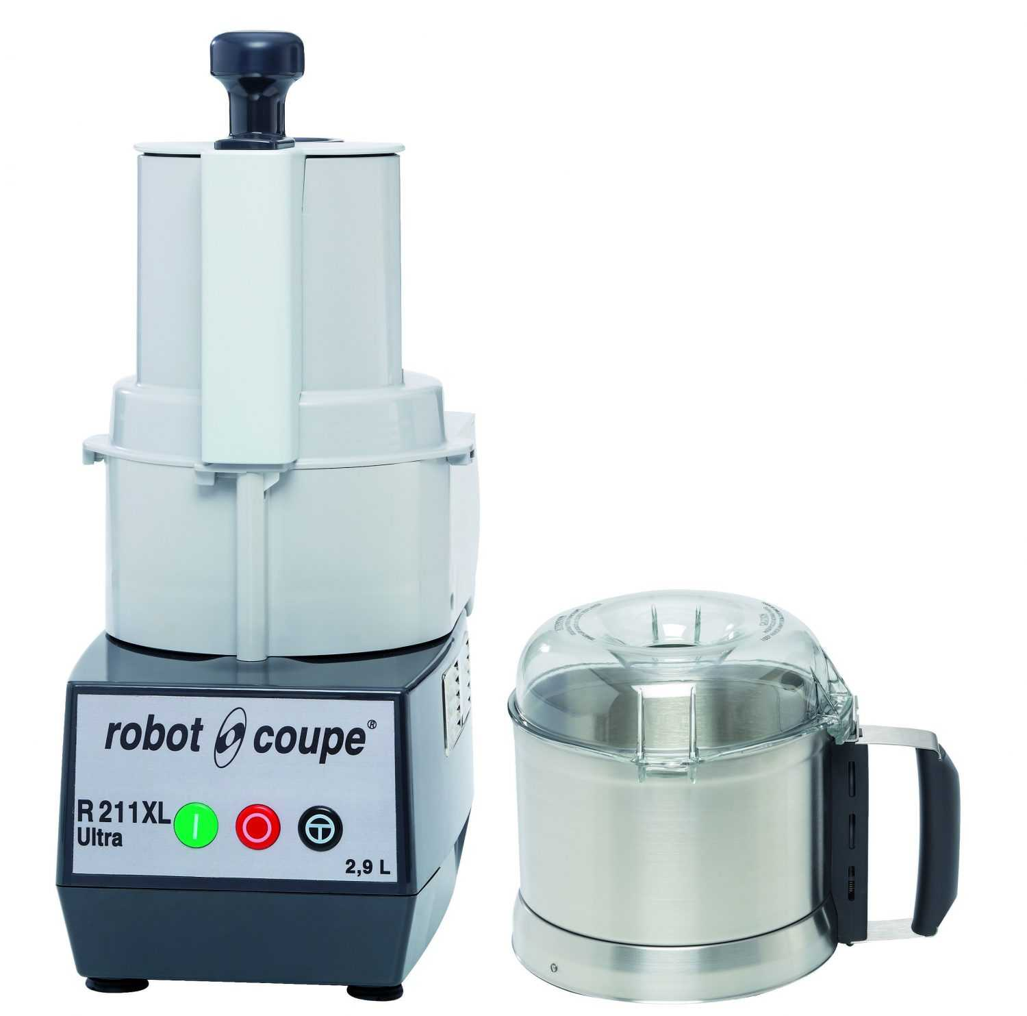Robot Coupe R211 XL Ultra Food Processor without Discs