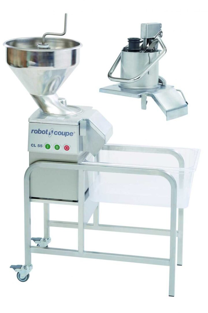 Robot Coupe CL55 2 Feed-Heads Vegetable Preparation Machine(3 Phase)