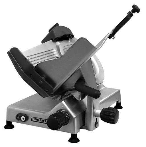 Hobart EDGE Manual Gravity Fed Medium Duty Slicer
