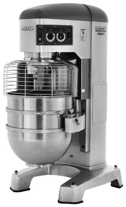 Hobart Legacy HL600-20STDA-C 60 Quart Planetary Mixer