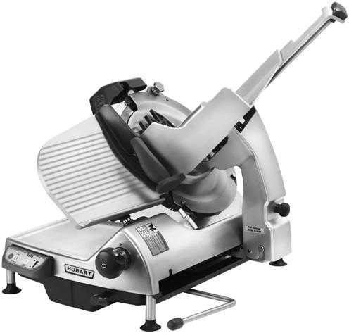 Hobart HS9 Heavy Duty Safety Slicer With Removable Knife - Automatic