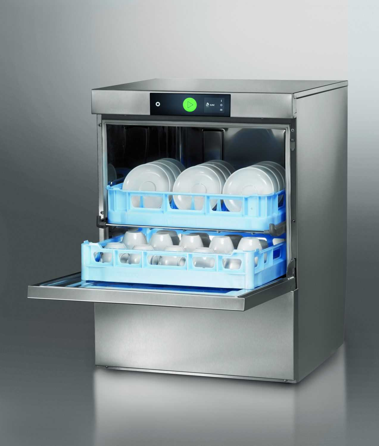 Hobart PREMAX FP-90B Undercounter Dishwasher with Integrated Dryer