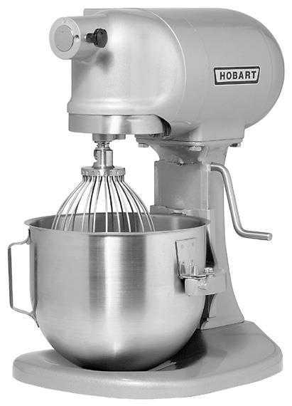Hobart N50-619 Standard 5 Quart Planetary Mixer