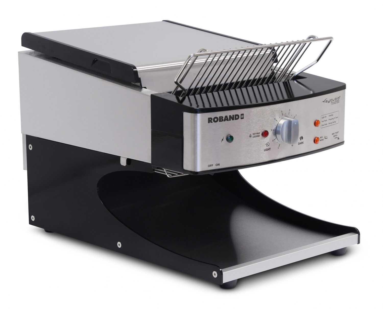 Roband ST350AB Sycloid Toaster Black