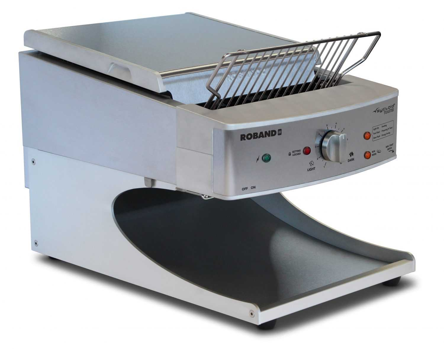 Roband ST500A Sycloid Toaster Natural