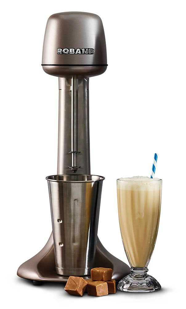 Roband DM21M Milkshake Mixer Metallic