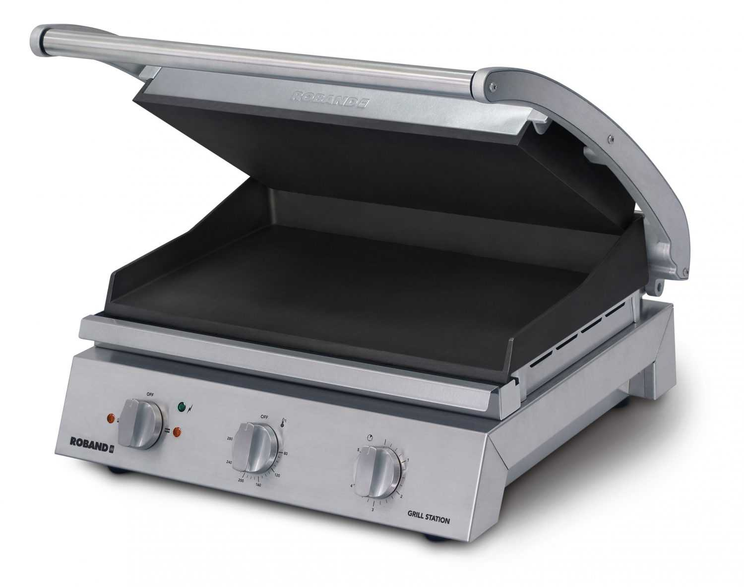 Roband GSA810ST Grill Station 8 slice
