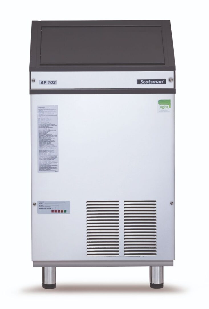 Scotsman AF 103 AS – 120kg Ice Maker – Self Contained Ice Flaker