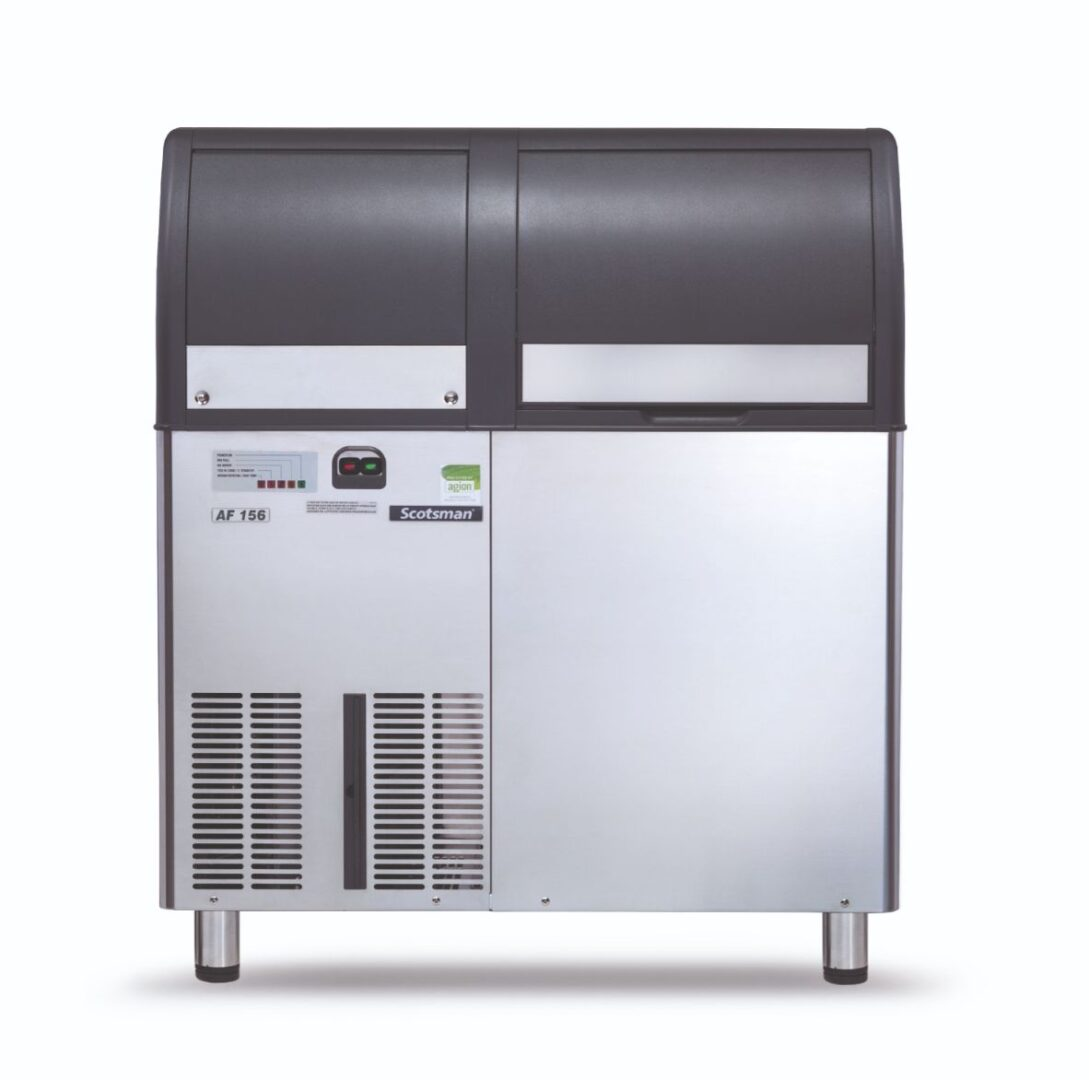 Scotsman AF 156 AS OX – 148kg Ice Maker – Self Contained Ice Flaker