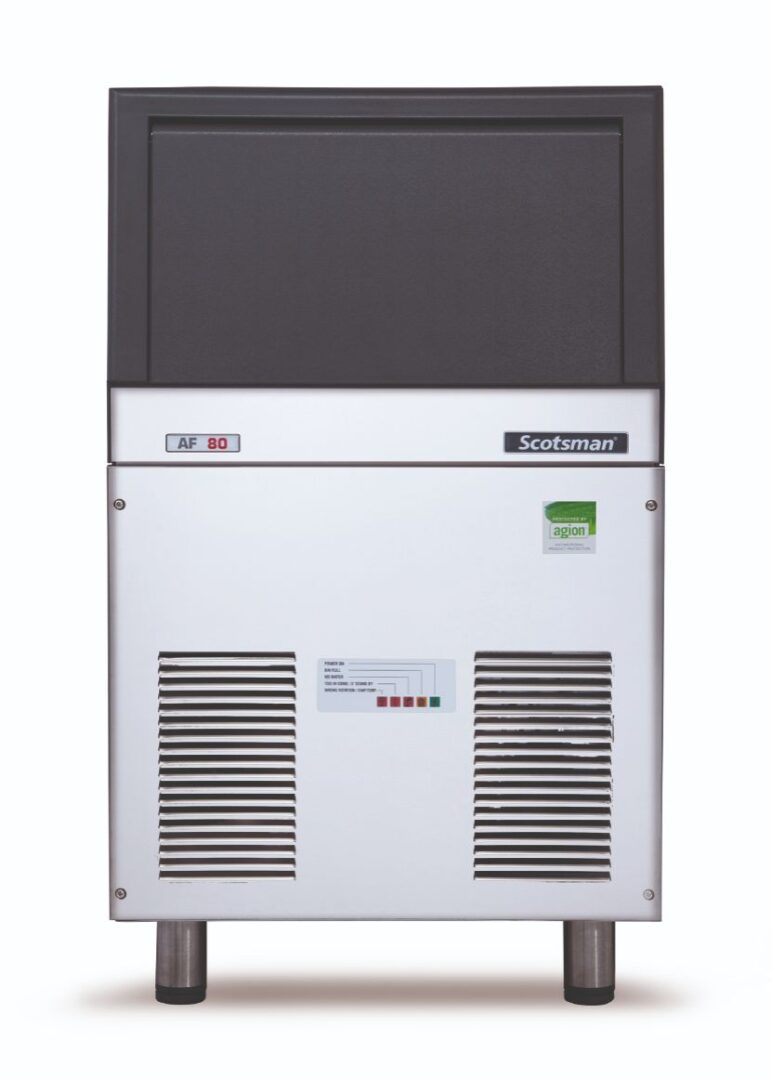 Scotsman AF 80 AS - 67kg Ice Maker - Self Contained Ice Flaker