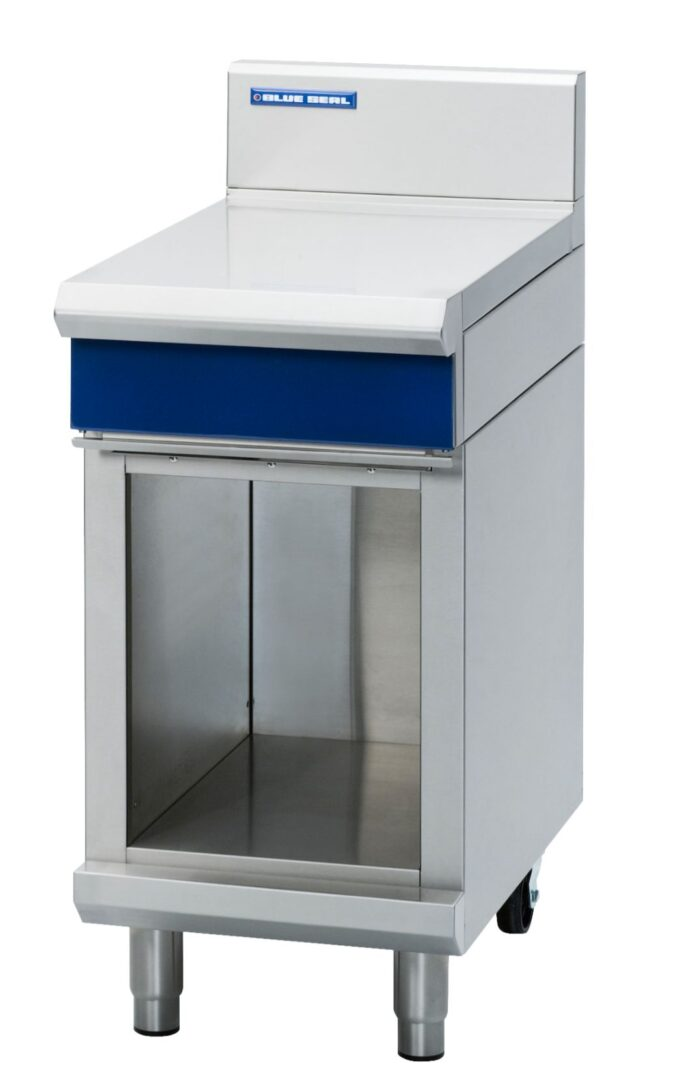 Blue Seal Evolution Series B45-CB - 450mm Bench Top – Cabinet Base