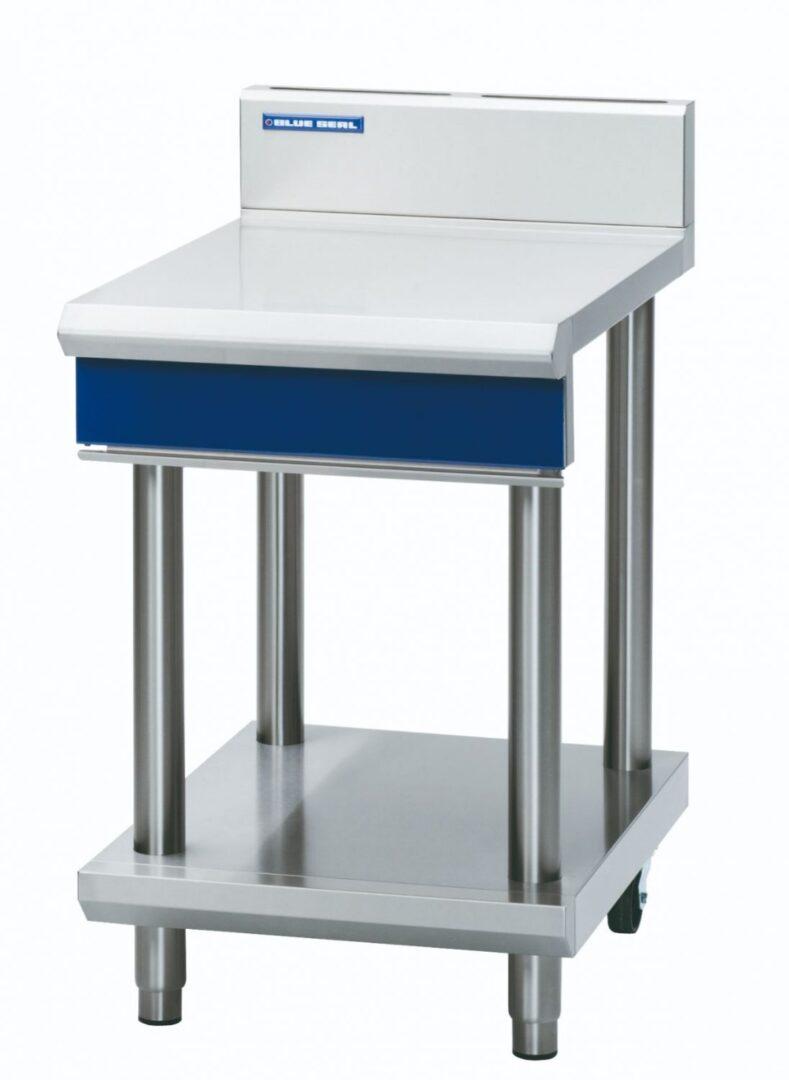 Blue Seal Evolution Series B60-LS - 600mm Bench Top – Leg Stand