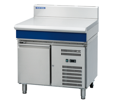 Blue Seal Evolution Series B90-RB - 900mm Bench Top – Refrigerated Base