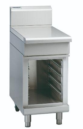 Waldorf 800 Series BTL8450-CB – 450mm Bench Top Low Back Version – Cabinet Base