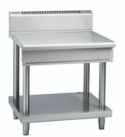Waldorf 800 Series BTL8900-LS – 900mm Bench Top Low Back Version – Leg Stand