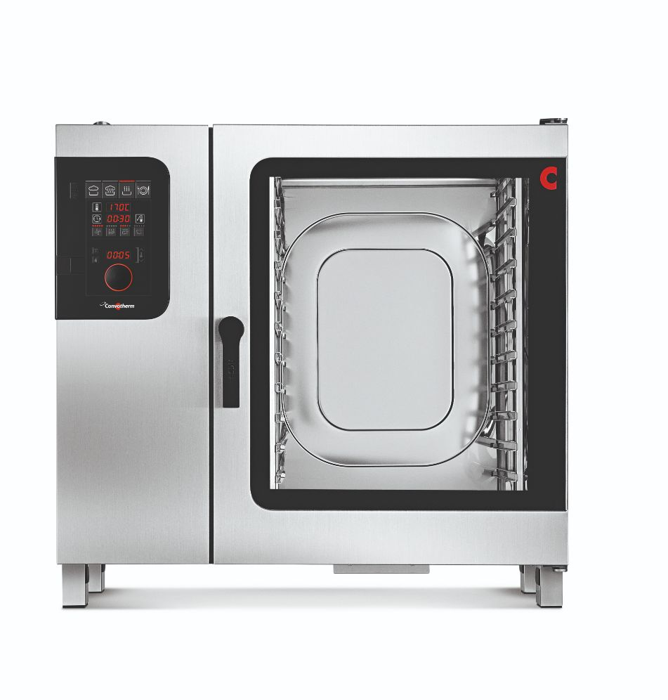 Convotherm C4GSD10.20C – 22 Tray Gas Combi-Steamer Oven – Direct Steam