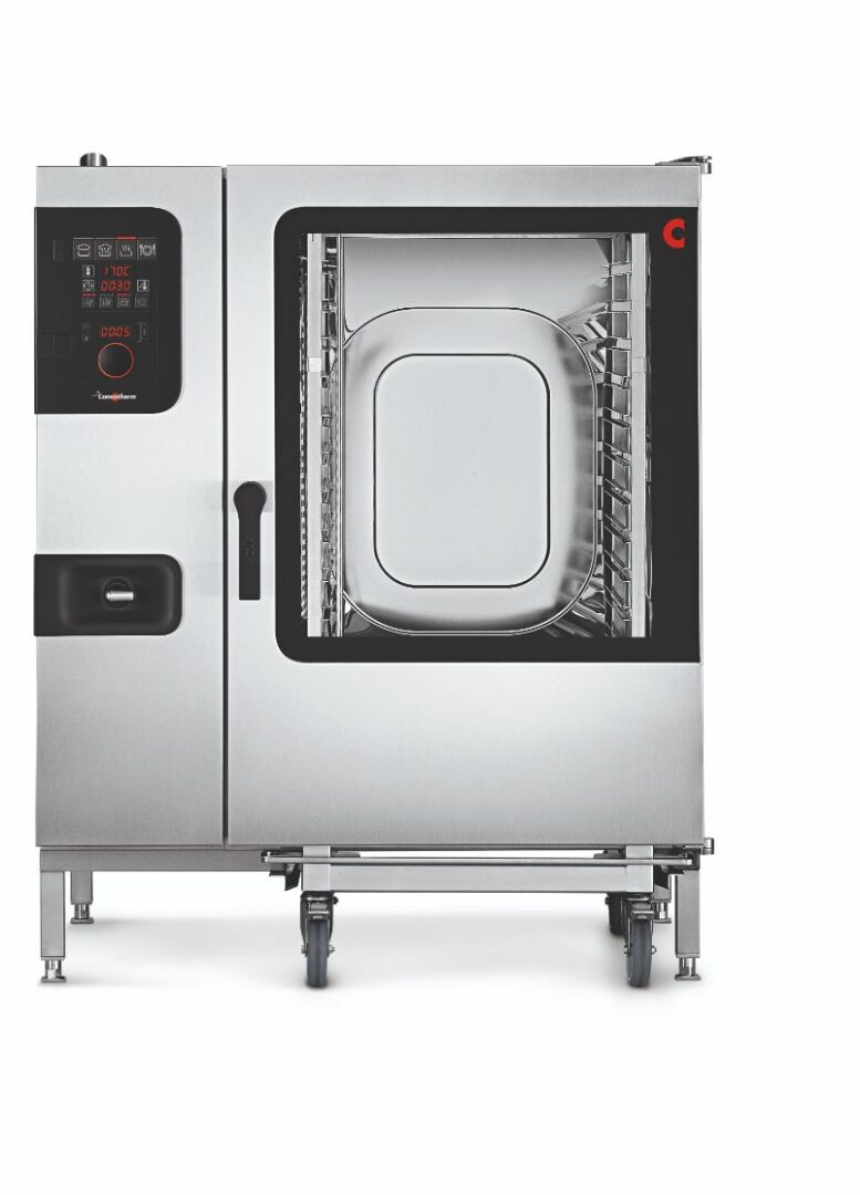 Convotherm C4EBD12.20C - 24 Tray Electric Combi-Steamer Oven - Boiler System
