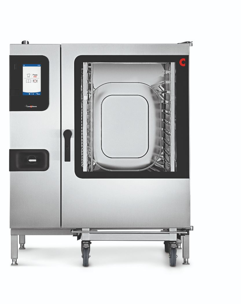 Convotherm C4EST12.20CD – 24 Tray Electric Combi-Steamer Oven – Direct Steam – Disappearing Door