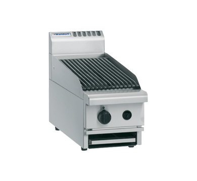 Waldorf 800 Series CHL8300G-B – 300mm Gas Chargrill Low Back Version – Bench Model