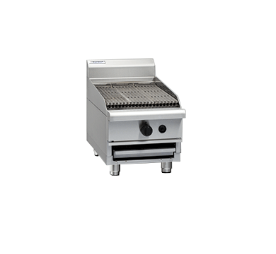 Waldorf 800 Series CH8450G-B – 450mm Gas Chargrill – Bench Model