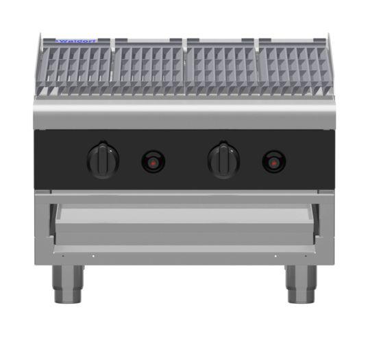 Waldorf Bold CHB8600G-B – 600mm Gas Chargrill – Bench Model