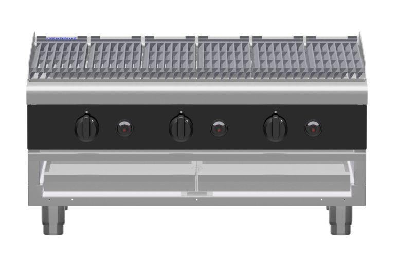 Waldorf Bold CHB8900G-B – 900mm Gas Chargrill – Bench Model