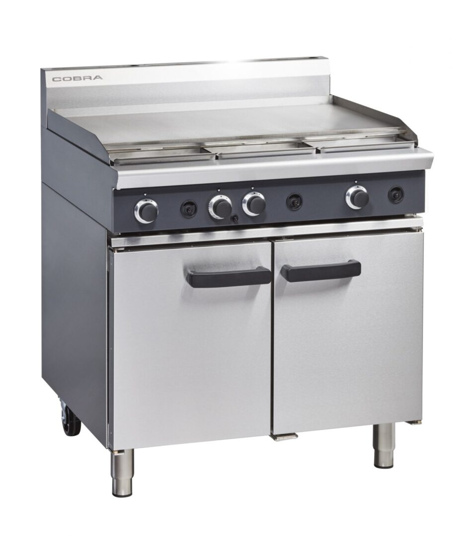 Cobra CR9A - 900mm Griddle Gas Range Static Oven