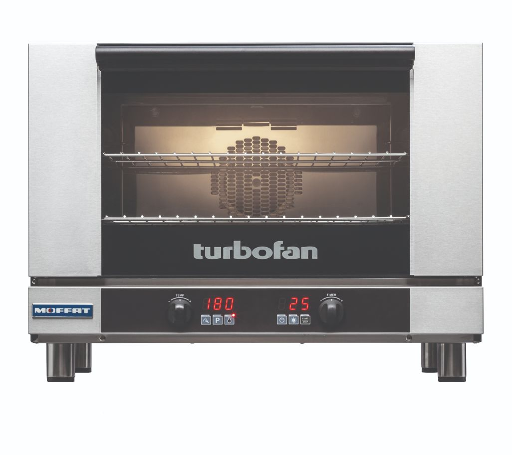 Turbofan E27D2 – Full Size Tray Digital Electric Convection Oven