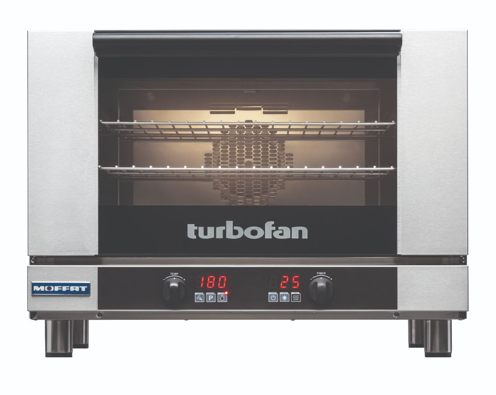Turbofan E27D3 – Full Size Tray Digital Electric Convection Oven