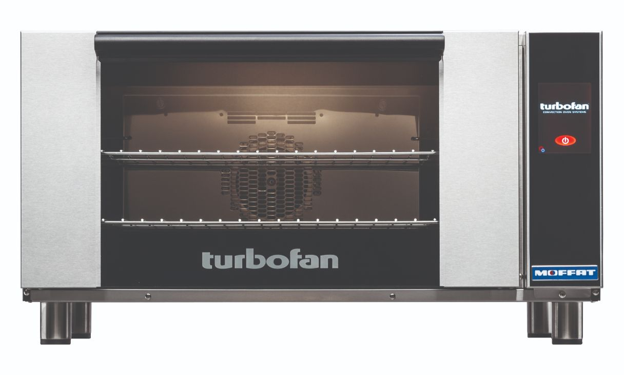 Turbofan E27T2 – Full Size Electric Convection Oven Touch Screen Control