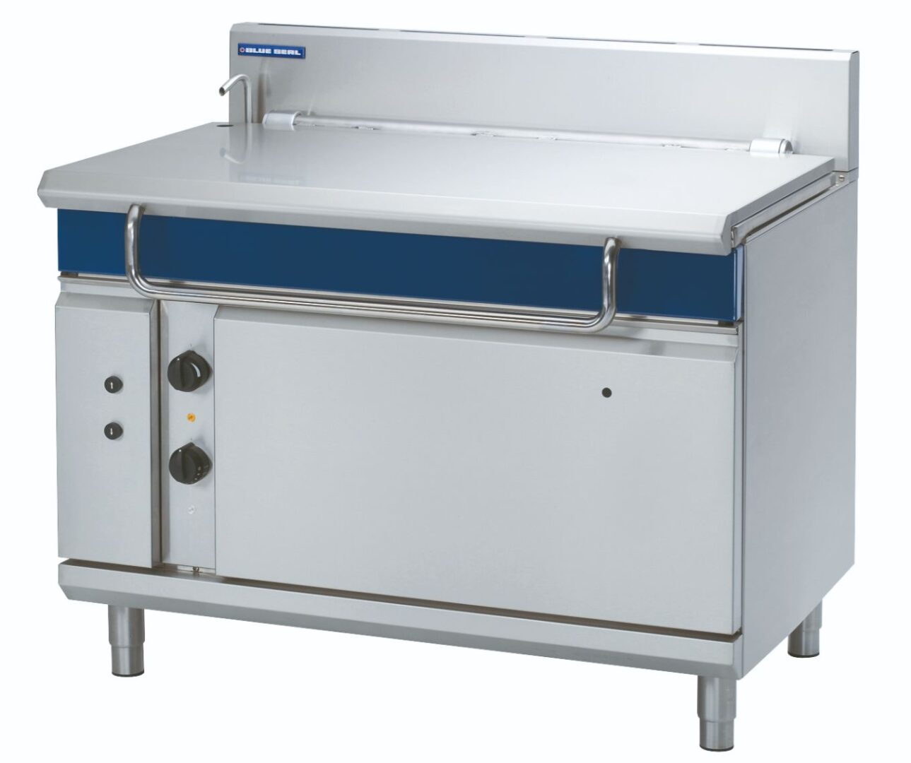 Blue Seal Evolution Series E580-12E - 1200mm Electric Tilting Bratt Pan
