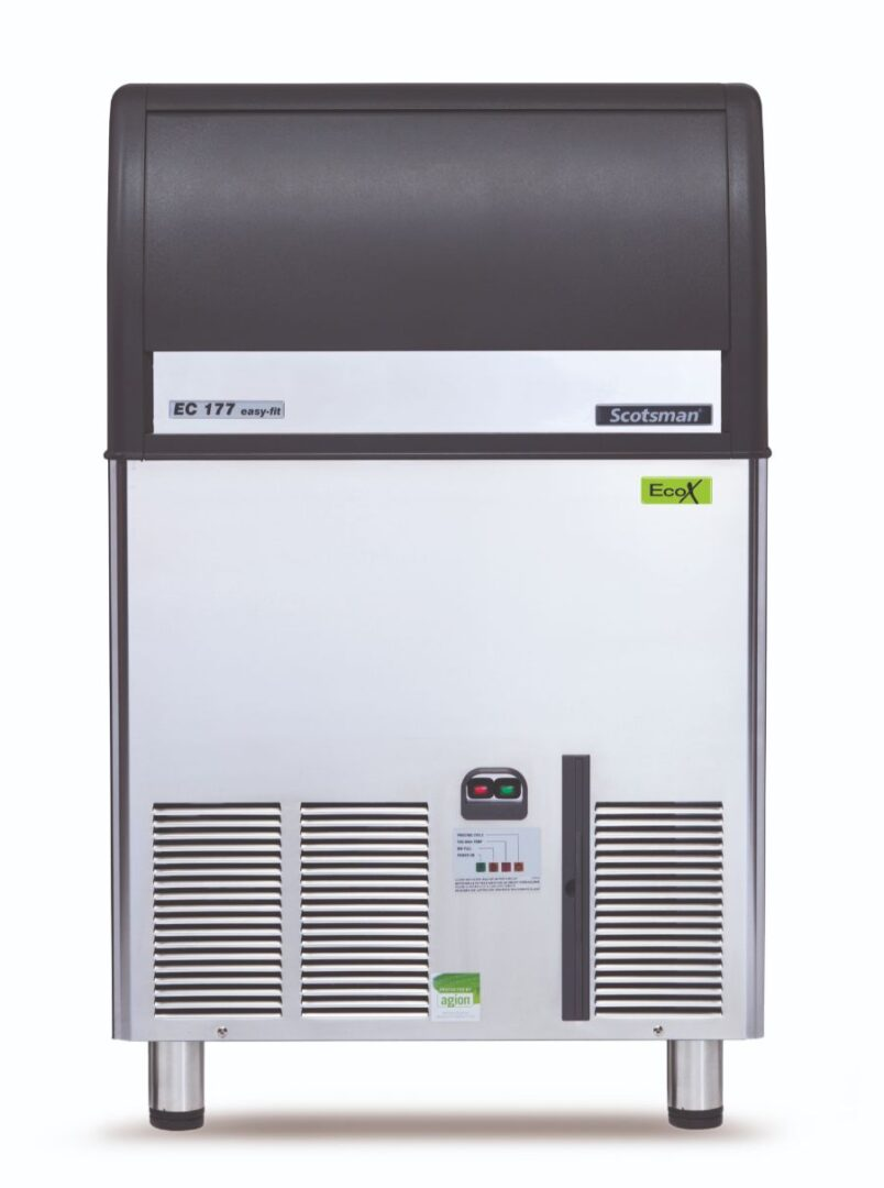 Scotsman ECM 177 AS OX – 83kg Ice Maker – EcoX Ice Makers
