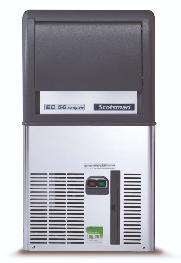 Scotsman ECS 56 AS – 24kg Ice Maker – Self Contained