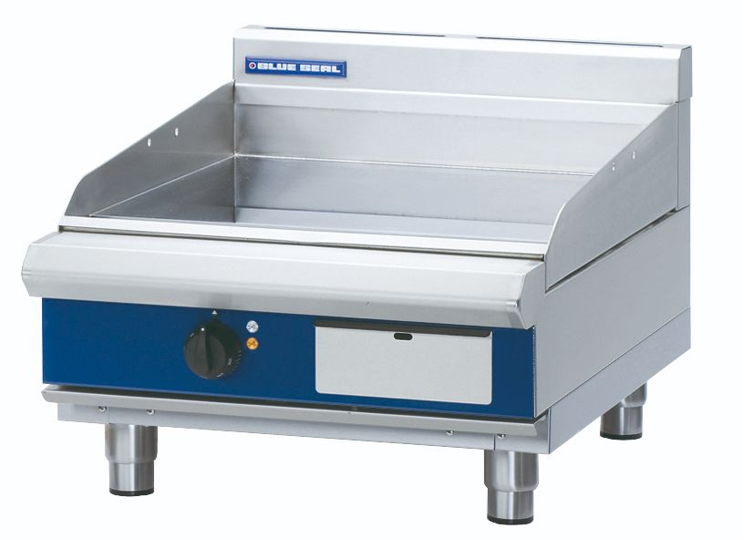 Blue Seal Evolution Series EP514-B - 600mm Electric Griddle – Bench Model