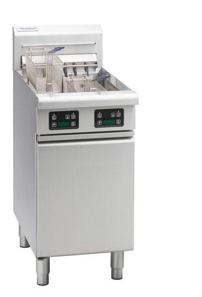 Waldorf 800 Series FNL8224EE – 450mm Electric Fryer Low Back Version
