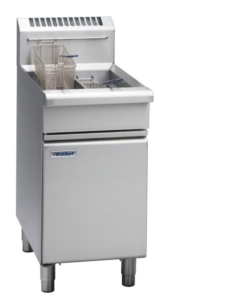 Waldorf 800 Series FN8226G - 450mm Gas Fryer