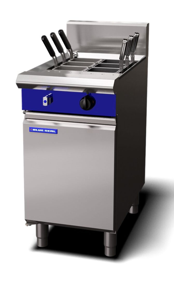 Blue Seal Evolution Series G47 – 450mm Gas Pasta Cooker