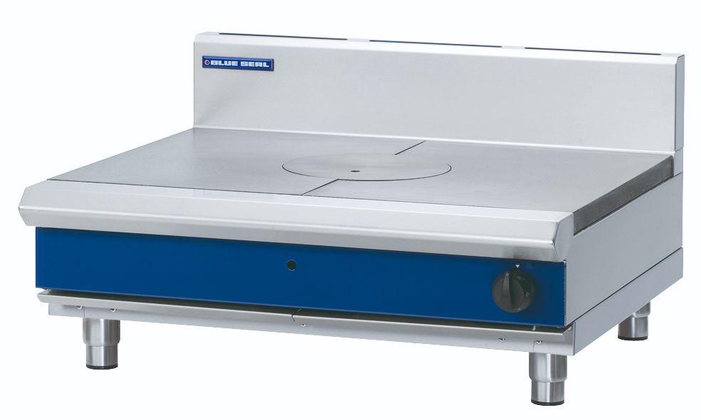 Blue Seal Evolution Series G57-B - 900mm Gas Target Top – Bench Model
