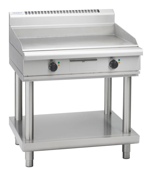 Waldorf 800 Series GP8900E-LS – 900mm Electric Griddle – Leg Stand