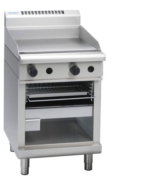 Waldorf 800 Series GTL8600G – 600mm Gas Griddle Toaster Low Back Version