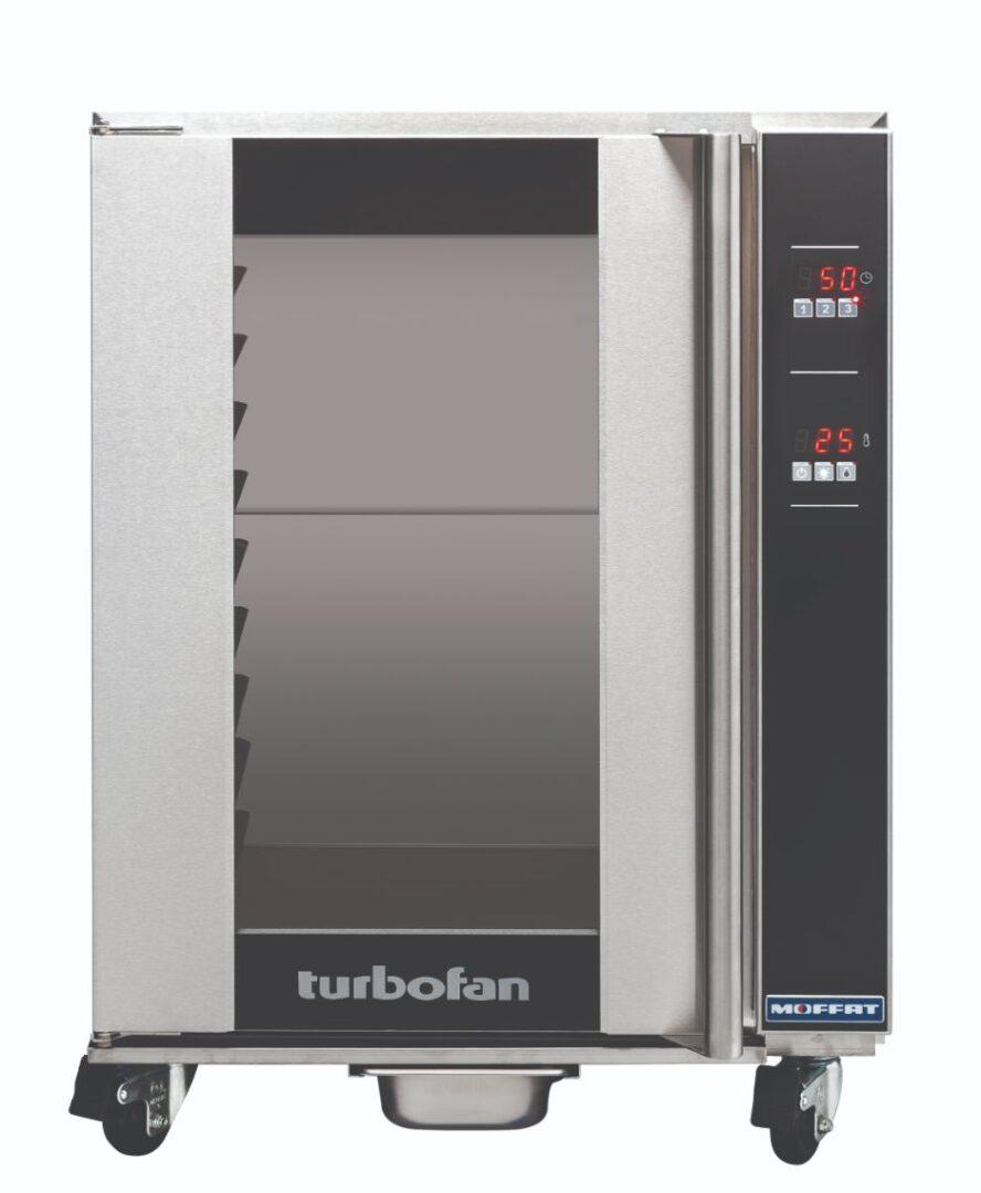 Turbofan H10D-FS - 10 Tray Full Size Digital Electric Holding Cabinet