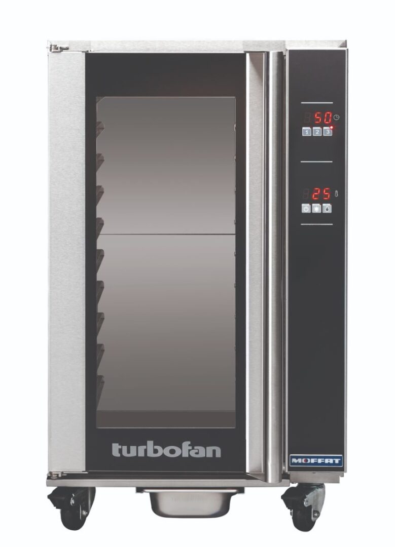Turbofan H10D – 10 Tray 1/1 GN Digital Electric Holding Cabinet