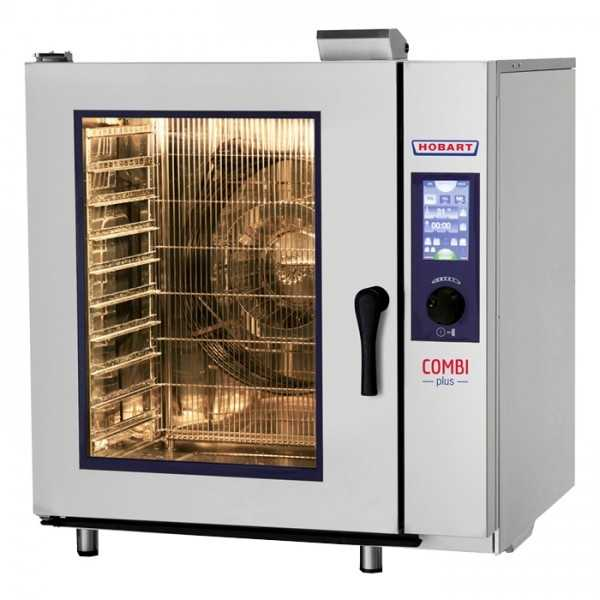 Hobart HPJ101E Convection Steamer COMBI-plus
