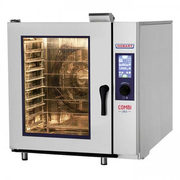 Hobart HPJ102E Convection Steamer COMBI-plus