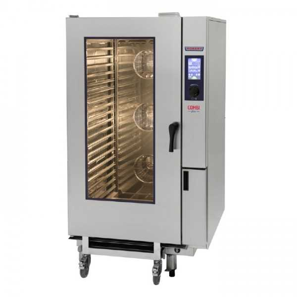 Hobart HPJ201E Convection  Steamer COMBI-plus