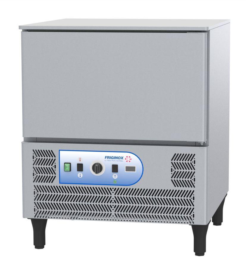 Friginox MX15-5AEM – 3 Tray Reach-In Blast Chiller (15kg) / Freezer (5kg)