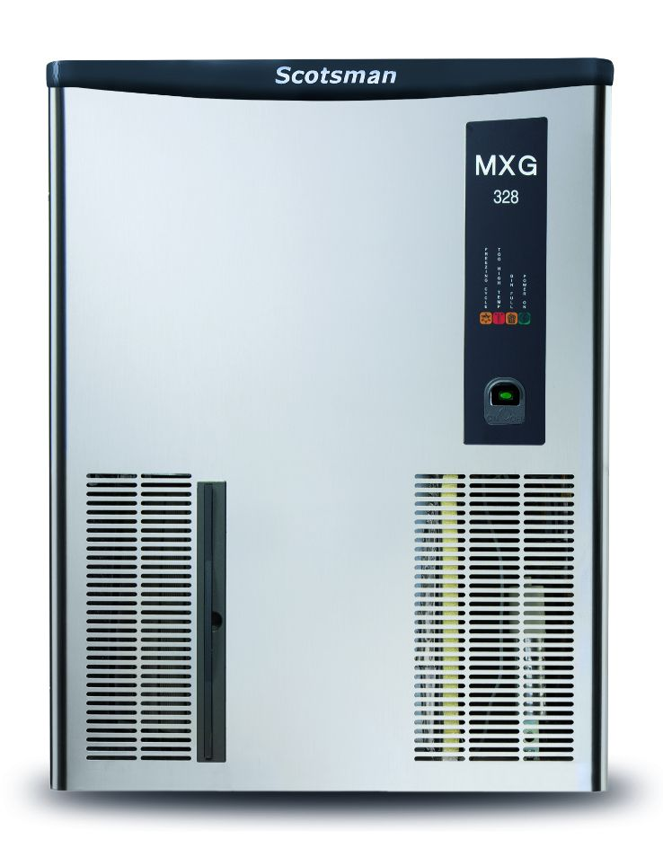 Scotsman MXG M 328 AS – 144kg Ice Maker – Modular Ice Maker (Head Only)