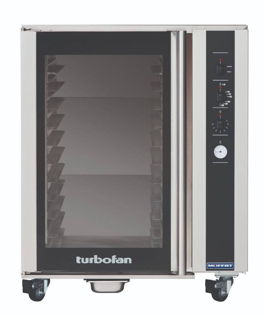 Turbofan P85M12 – Prover / Holding Cabinet – Full Size 12 Tray Electric / Manual