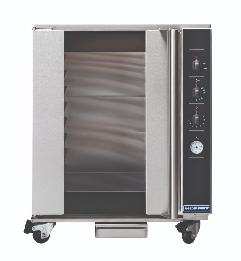 Turbofan P8M – Full Size Tray Manual Electric Prover And Holding Cabinet