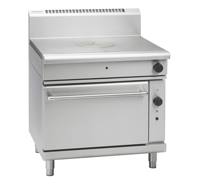 Waldorf 800 Series RN8110GC – 900mm Gas Target Top Convection Oven Range